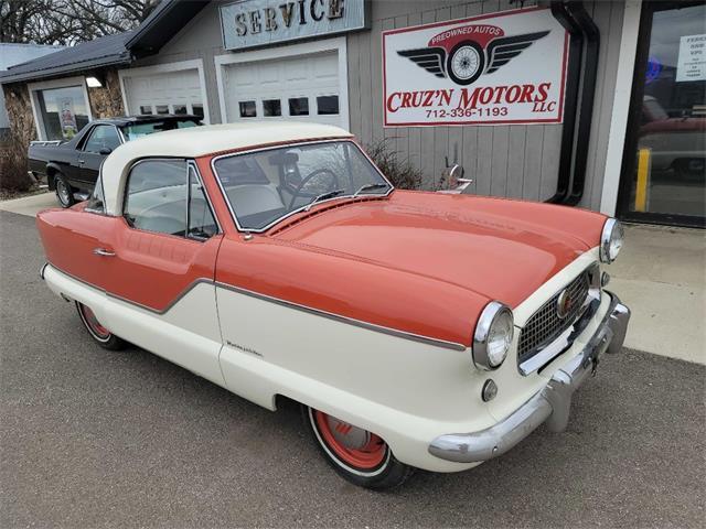 1960 Nash Metropolitan (CC-1469184) for sale in Spirit Lake, Iowa
