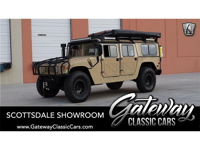1987 AM General M998 (CC-1469190) for sale in O'Fallon, Illinois