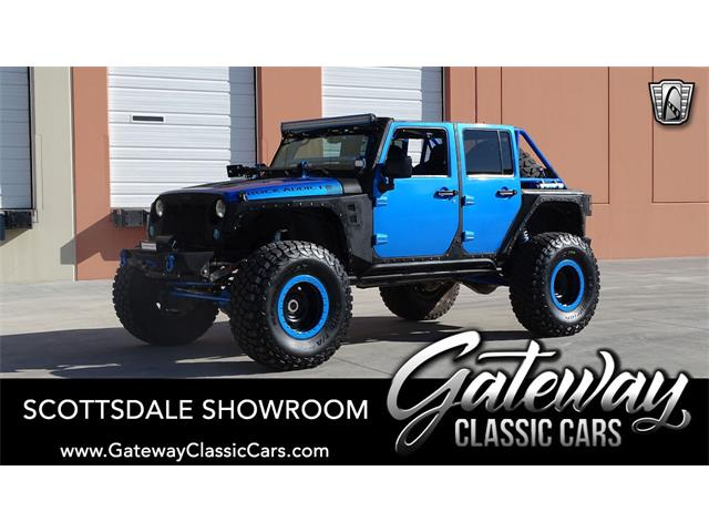 2015 Jeep Wrangler Rubicon (CC-1469193) for sale in O'Fallon, Illinois