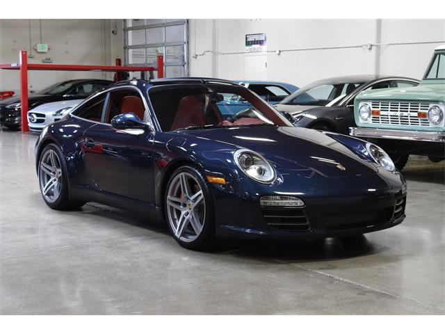 2012 Porsche 911 (CC-1469199) for sale in San Carlos, California