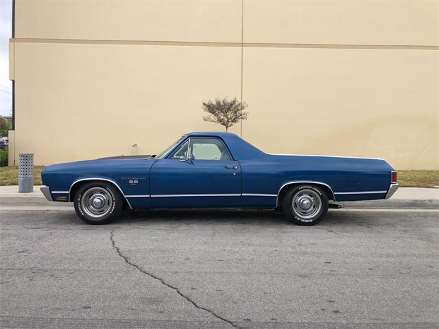 1970 Chevrolet El Camino (CC-1469203) for sale in Brea, California