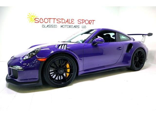 2016 Porsche 911 GT3 RS (CC-1469211) for sale in Scottsdale, Arizona