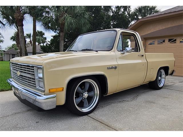 1984 Chevrolet Custom 10 (CC-1460922) for sale in Hopedale, Massachusetts
