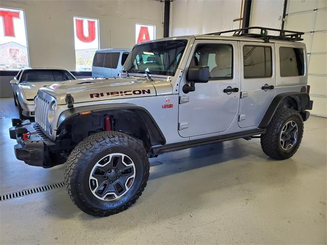 2013 Jeep Wrangler (CC-1469229) for sale in Bend, Oregon