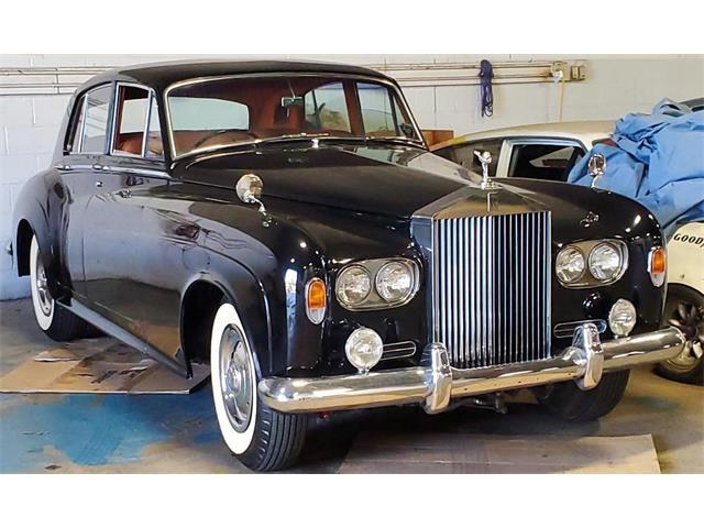 1963 Rolls-Royce Silver Cloud III (CC-1469231) for sale in Atlanta, Georgia