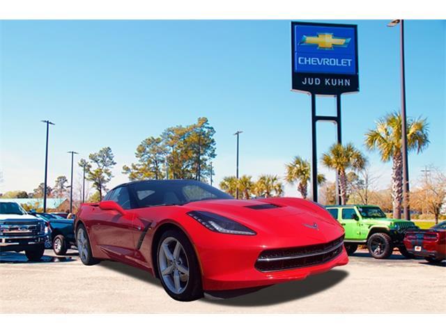 2014 Chevrolet Corvette Stingray (CC-1469232) for sale in Little River, South Carolina