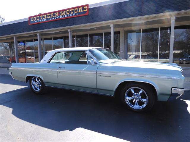 1963 Oldsmobile Super 88 (CC-1460924) for sale in CLARKSTON, Michigan