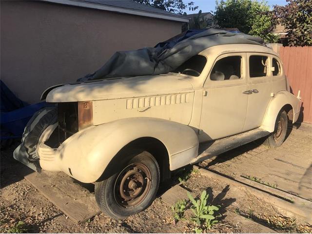 1937 Pontiac 4-Dr Sedan (CC-1469246) for sale in Bell Gardens, California