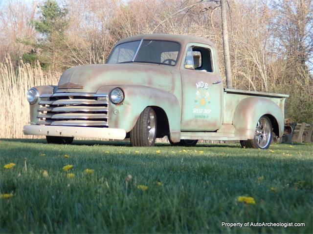 1951 Chevrolet 3100 (CC-1469247) for sale in Colchester, Connecticut