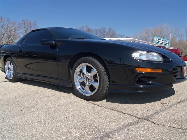 2002 Chevrolet Camaro Z28 (CC-1460926) for sale in JEFFERSON, Wisconsin