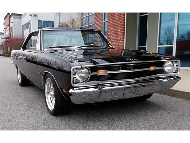 1969 Dodge Dart GTS (CC-1460928) for sale in Vancouver, British Columbia