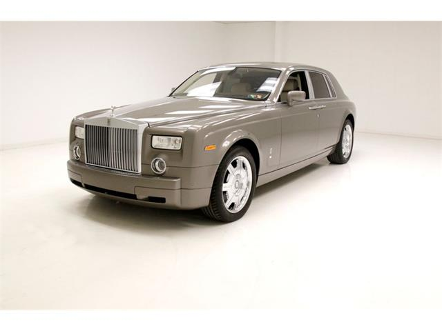 2006 Rolls-Royce Phantom (CC-1469280) for sale in Morgantown, Pennsylvania