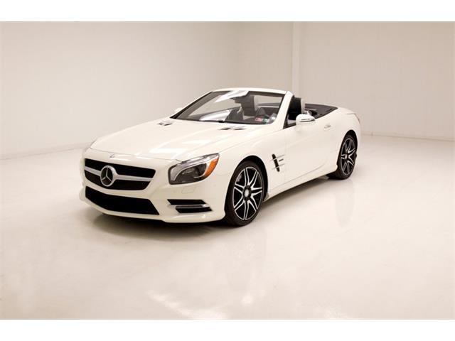 2015 Mercedes-Benz SL550 (CC-1469282) for sale in Morgantown, Pennsylvania
