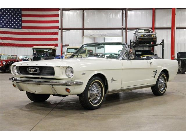 1966 Ford Mustang (CC-1469287) for sale in Kentwood, Michigan