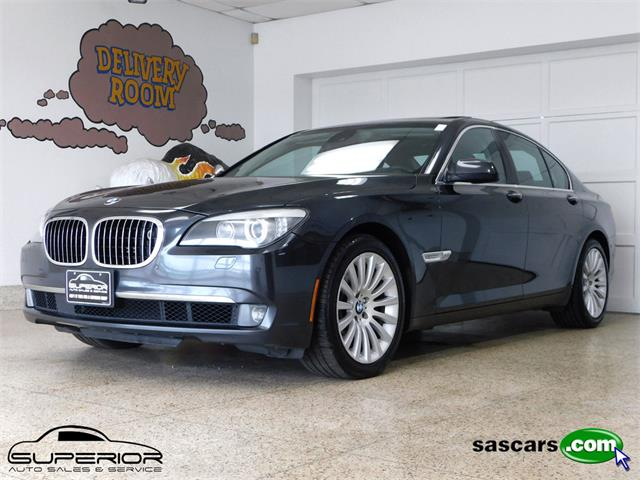 2011 BMW 7 Series (CC-1469289) for sale in Hamburg, New York