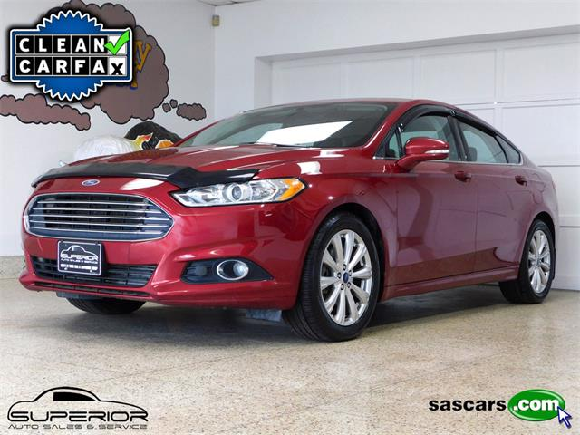 2014 Ford Fusion (CC-1469291) for sale in Hamburg, New York