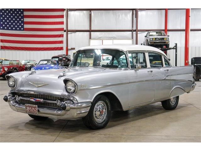 1957 Chevrolet Bel Air (CC-1469292) for sale in Kentwood, Michigan