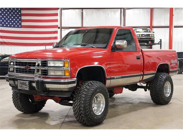 1992 Chevrolet Silverado (CC-1469295) for sale in Kentwood, Michigan