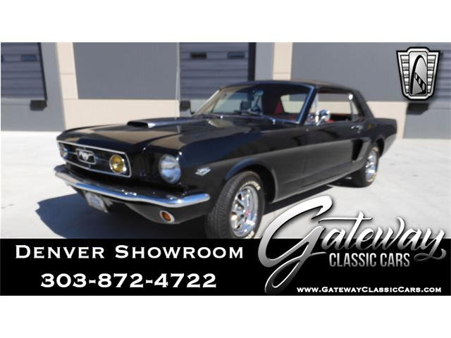1966 Ford Mustang (CC-1469300) for sale in O'Fallon, Illinois