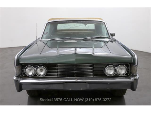1965 Lincoln Continental (CC-1469301) for sale in Beverly Hills, California