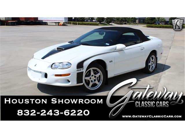 2000 Chevrolet Camaro (CC-1469318) for sale in O'Fallon, Illinois