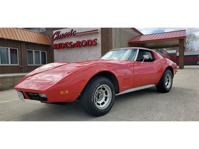 1973 Chevrolet Corvette (CC-1469327) for sale in Annandale, Minnesota