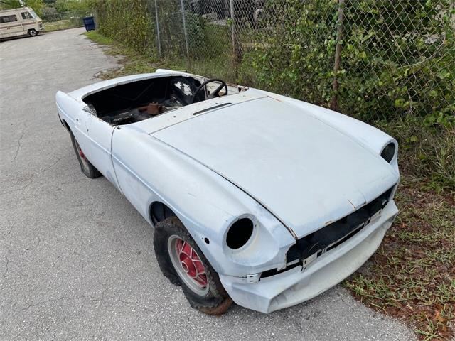 1980 MG MGB (CC-1469347) for sale in Fort Lauderdale, Florida