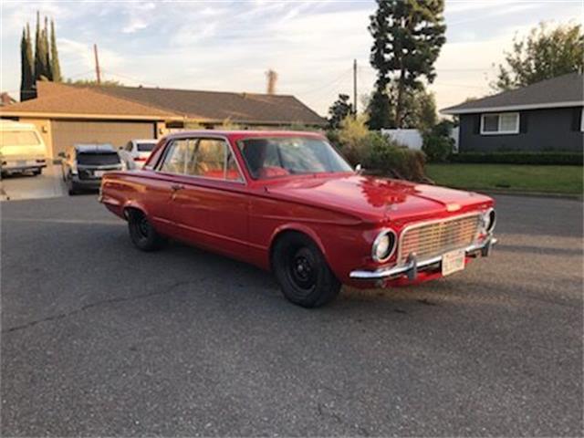 1963 Plymouth Valiant (CC-1469350) for sale in San Luis Obispo, California