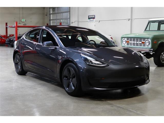 2018 Tesla Model 3 (CC-1469351) for sale in San Carlos, California