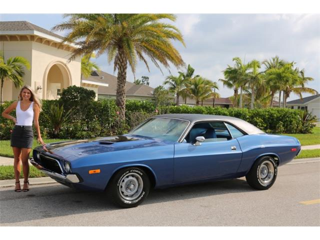 1973 Dodge Challenger (CC-1469366) for sale in Fort Myers, Florida