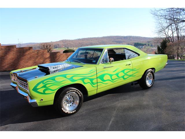 1968 Plymouth Road Runner (CC-1460937) for sale in Newmanstown, Pennsylvania