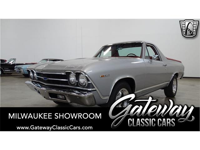 1969 Chevrolet El Camino (CC-1469372) for sale in O'Fallon, Illinois