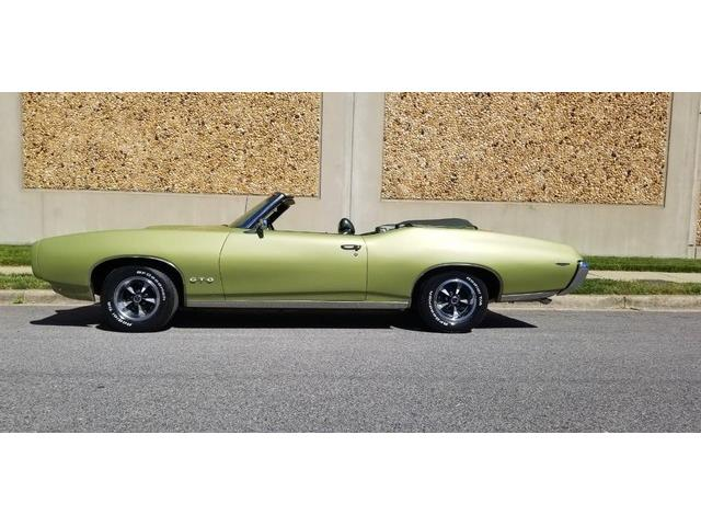 1969 Pontiac GTO (CC-1469374) for sale in Linthicum, Maryland
