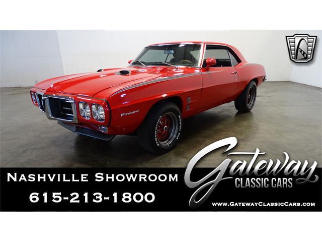 1969 Pontiac Firebird (CC-1469386) for sale in O'Fallon, Illinois