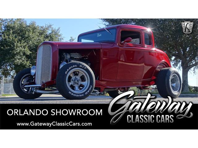 1932 Ford 5-Window Coupe (CC-1469391) for sale in O'Fallon, Illinois