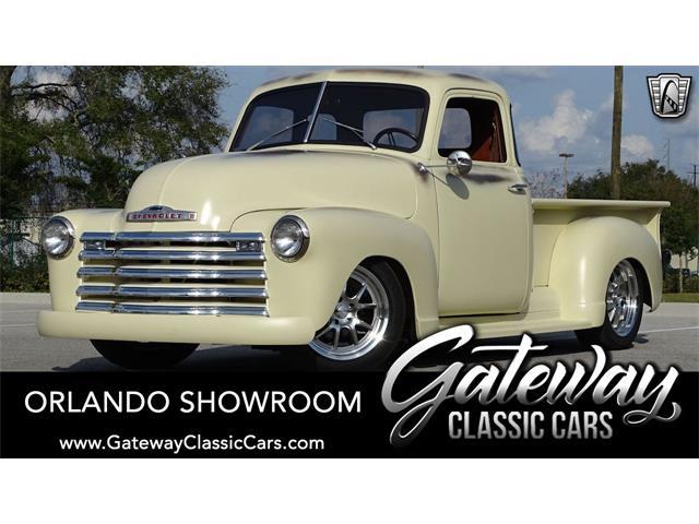 1951 Chevrolet 3100 (CC-1469398) for sale in O'Fallon, Illinois