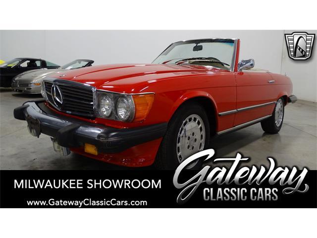 1976 Mercedes-Benz 450SL (CC-1460094) for sale in O'Fallon, Illinois