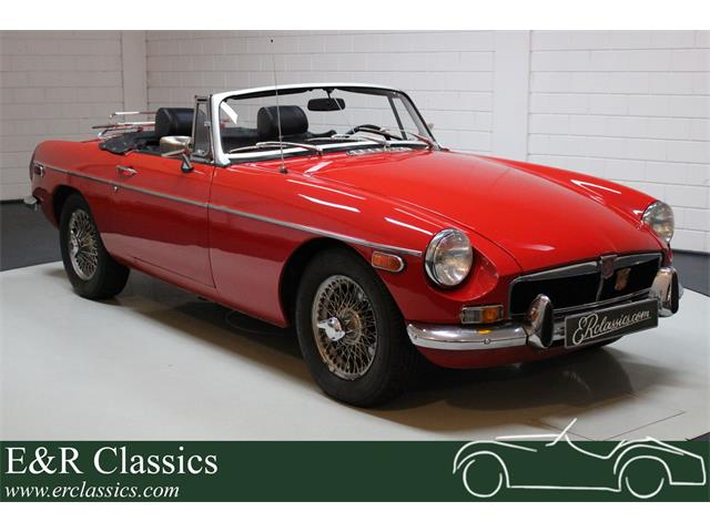 1972 MG MGB (CC-1469416) for sale in Waalwijk, [nl] Pays-Bas