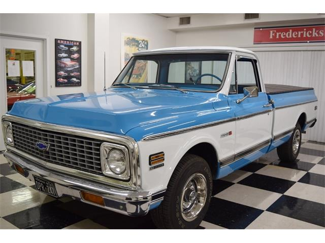 1972 Chevrolet Cheyenne (CC-1469424) for sale in Fredericksburg, Virginia