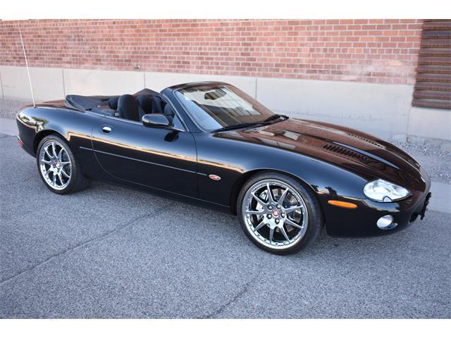 2002 Jaguar XKR (CC-1469426) for sale in Tucson, Arizona
