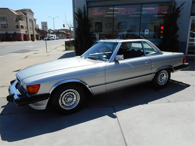 1978 Mercedes-Benz 450SL (CC-1460943) for sale in Gilroy, California