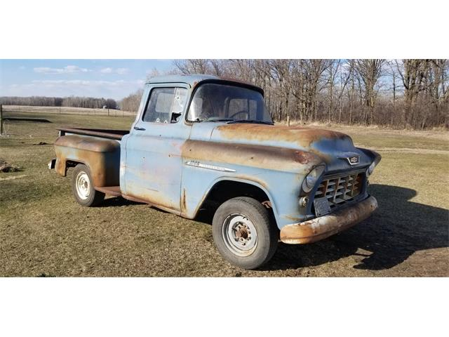 1955 Chevrolet 3100 (CC-1469430) for sale in Thief River Falls, MN, Minnesota