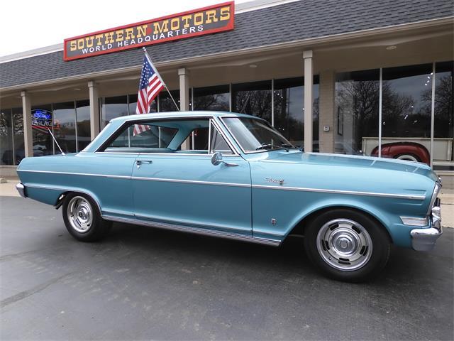 1964 Chevrolet Nova (CC-1469434) for sale in CLARKSTON, Michigan