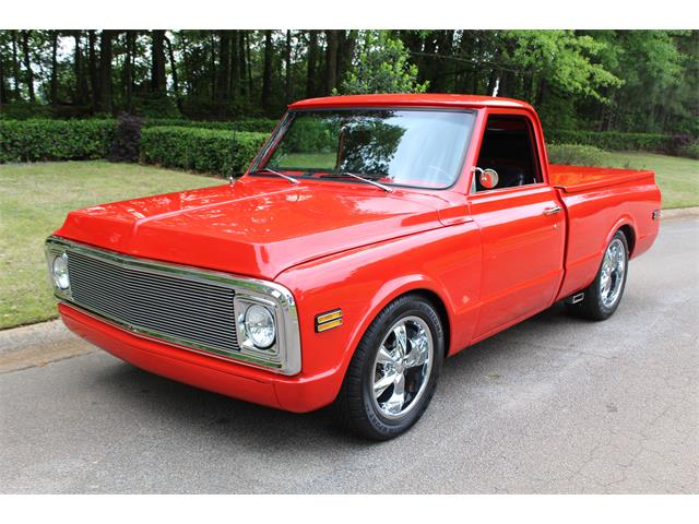 1969 Chevrolet C/K 10 (CC-1469436) for sale in Roswell, Georgia