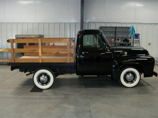 1955 Ford F100 (CC-1469439) for sale in ULYSSES, Kansas