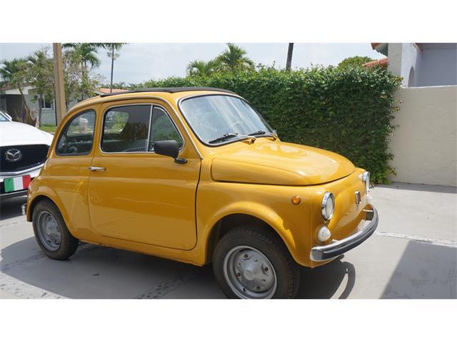 1968 Fiat 500L (CC-1469442) for sale in Miami, Florida