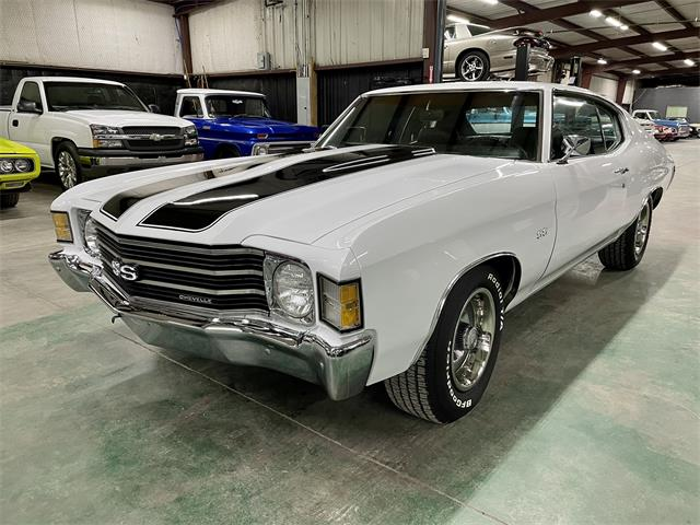 1972 Chevrolet Chevelle (CC-1469445) for sale in Sherman, Texas