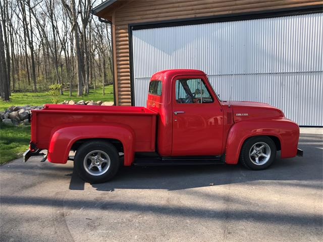 1955 Ford 1/2 Ton Pickup (CC-1469454) for sale in Lafayette, Indiana
