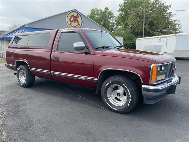 1988 GMC Sierra 1500 (CC-1469458) for sale in SHAWNEE, Oklahoma