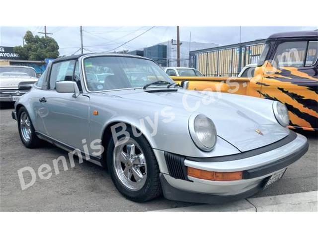 1978 Porsche Targa (CC-1469460) for sale in Los Angeles, California
